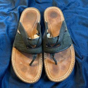 UGG Sandals Size 10